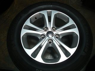Dodge Durango 11 13 Jeep Cherokee Wheel Tire Rim 2011 2012 2013