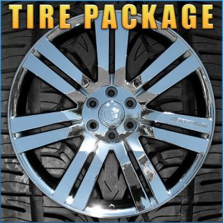 24 Wheels Tires Package Rims New Style 2013 for 07 08 09 10