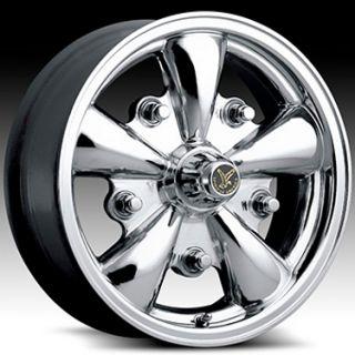 American Eagle 072 Chrome Wheels Rims 15x5 5 0726