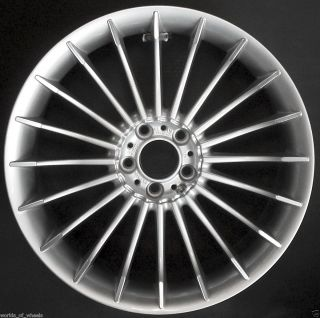 B7 2011 2012 2013 21 20 Spoke Front Factory Wheel Rim H 71461