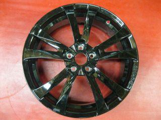 One Toyota Prius Forged Wheel 2012 2013 Black 17 Rim Wheel