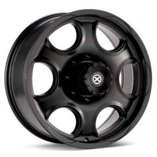 Dodge Durango Dakota Pathfinder 18 Black Wheels Rims