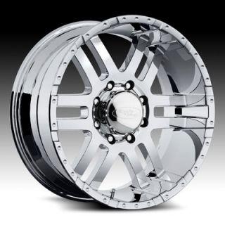 Eagle 079 Wheels Rims 18x9 Fits Dodge RAM 2500 3500 Cummins Megacab