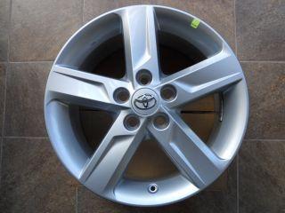 Toyota Camry 17 Wheels 2012 Alloy Rims