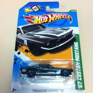 hot wheels 2012 treasure hunt 1965 ford ranchero. Black Bedroom Furniture Sets. Home Design Ideas