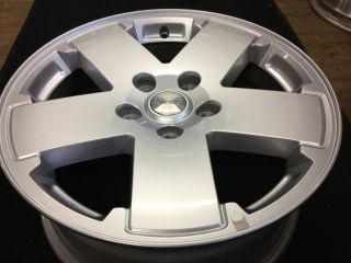 2008 2009 2010 2011 2012 JEEP WRANGLER ORIGINAL 18 WHEELS RIMS 9076 NR