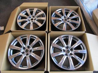G37 coupe convertible IPL 19 FACTORY OEM Anniversary wheels rims RAYS