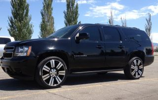 2012 Chevy Suburban 24 Wheels Rims Fit 2007 2008 2009 2010 2011 Tahoe