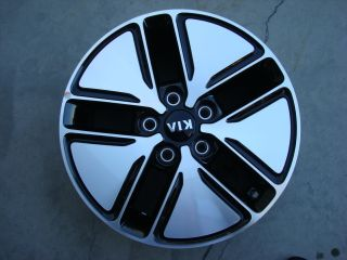 2011 2012 KIA OPTIMA ALLOY WHEELS RIMS 16 INCH WHEEL RIM OEM FACTORY