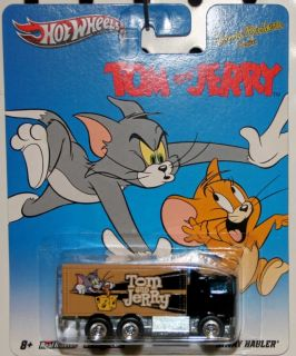 Hot Wheels 2012 Tom and Jerry