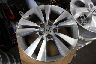 17 2008 2009 2010 2011 2012 Factory Wheels Rims Set Four 63938