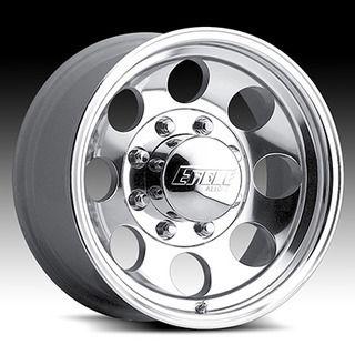 American Eagle 186 Wheels Rims 15x10 Fits Chevy GMC C10 K5 Blazer