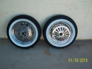 2000 2007 Harley Davidson Road King Custom Wheels Tires
