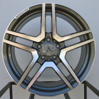 19 AMG Wheels Rims Fit Mercedes C300 C350 2008