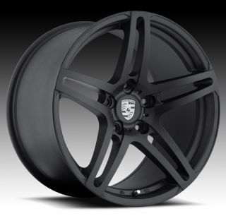 22 Roderick RW5 Wheels Rims Porsche Cayenne VW Toureq Audi Q7