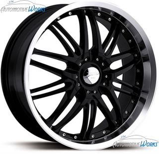 Apex 5x114 3 5x4 5 5x105 40mm Black Machined Wheels Rims 16