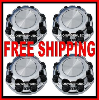 Lug Chrome 16 Wheel Center Caps Hub Cap Covers Wheels Rims C