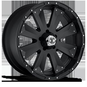5x150 Black Extreme NX 4 Wheels Rims 5 Lug 2007 2012 Toyota Tundra