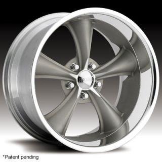 Boss 338 Wheels Rims 18x8 Fits Ford Mustang Galaxie Fairlane Ranchero