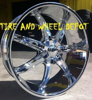 22 inch 35S Rims Wheels and Tires Yukon Escalade Navigator H3 Sierra