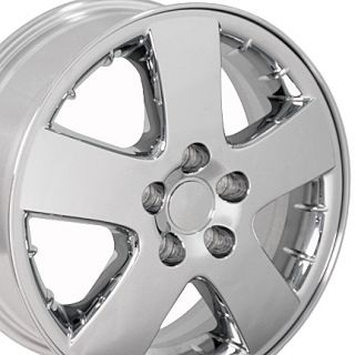 17 Chrome Pontiac Montana Wheels Rims Set