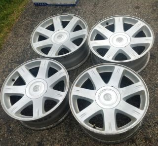 17 Chrysler 300 Wheels Silver Factory 2242 Rims Winter Rims