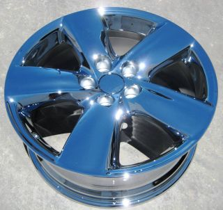 Factory 19 Lexus LS460 LS600HL LS600 Chrome Wheels Rims 07 13