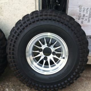 Brand New Golf Cart Tires and Rims