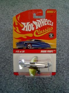 Classics Series 2 Madd Propz Hot Wheels 13