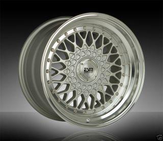 16x7 5 16x9 16 RS Wheels Rims 5x112 ESM Style 002 Audi Mercedes VW