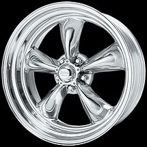 American Racing TORQUE THRUST II Wheels Torq 15x8 VN5155873 5x5 127