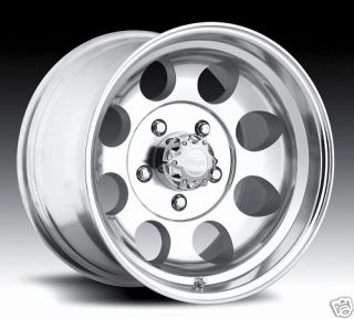 15 Pacer 164 Polished Dodge Ford Jeep Trucks Wheels