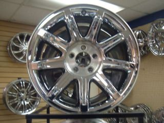 18 Chrysler 300 C 05 06 Chrome Clad Wheels Rims Sale