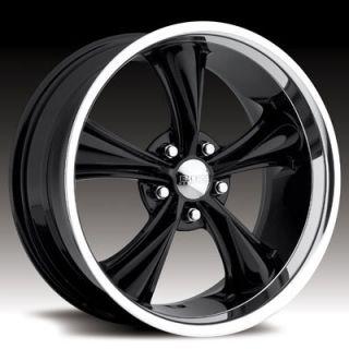 Boss 338 Wheels Rims 17x8 20x8 5 Fits Ford Mustang Galaxie Fairlane GT