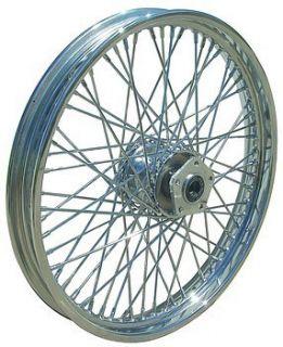 60 Spoke 21 Front Wheel Chrome 21 x 2 15 Harley FXWG FXDWG Dyna Wide