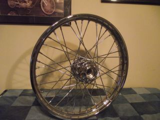 Genuine Harley Davidson 21 Single Disc Wheel CLEARANCE Sale