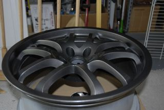 G35 Rays Volk Forged Hyperblack Rims 19 G37 TPMS WHEELS350 370Z