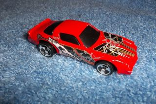 Vintage 1982 Hot Wheels Red Camaro Z28