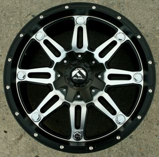 HOSTAGE D532 20 BLACK RIMS WHEELS TOYOTA TUNDRA 07 up 20 x 9 0 5H 25