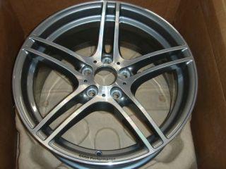 Series Genuine M Performance Style 313 Wheels Rims 18 New