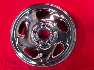 Dodge 1500 RAM Truck Chrome Factory OE Stock 16 Wheel Rim 5 Lug