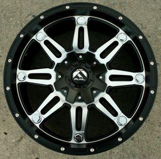 Hostage D532 20 Black Rims Wheels Acadia 07 Up 20 x 9 0 6H 30