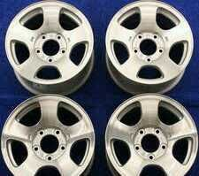 Ford F150 Pickup 16 2000 2001 2002 2003 2004 Wheels Rims Set 4