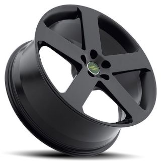 22 Black Redbourne Nottingham Wheels Rims and Tires Land Rover Range