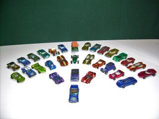 Lot of 30 Hot Wheels Redline Cars Look Look