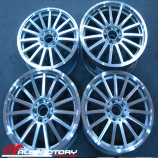 Chrysler Crossfire 18 19 Rims Wheels 2249 2250