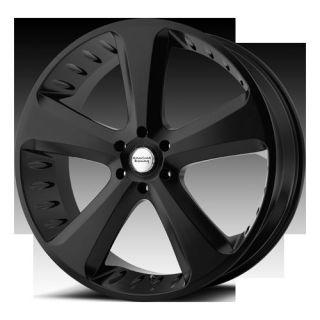 18 Wheels Rims Black Circuit Navigator Expedition XLT
