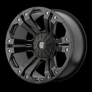 18 Inch Black Rims Wheels Chevy Truck Silverado 1500 Tahoe Suburban