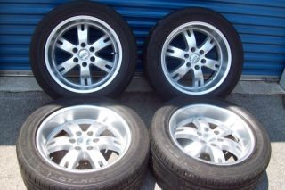 Tundra Sequoia BBS 20 OEM Wheels Tires 6x139 7 FJ Cruiser Rims Rare