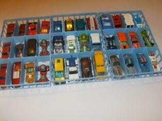 Lot 36 Vintage Hot Wheels Matchbox Cars Some Redlines